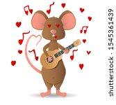 Loves A Cute Little Mouse ...