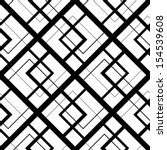 seamless pattern with squares ... | Shutterstock .eps vector #154539608