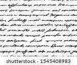 written handwriting. scribble...   Shutterstock .eps vector #1545408983