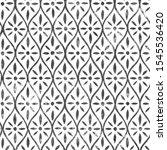 hand drawn seamless pattern.... | Shutterstock . vector #1545536420