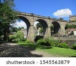Knaresborough Viaduct ...