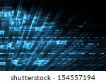 abstract futuristic background | Shutterstock . vector #154557194