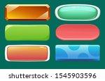 user interface rainbow buttons...