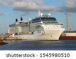 ijmuiden  the netherlands  ... | Shutterstock . vector #1545980510