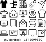 blank vector icon set such as ...