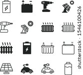battery vector icon set such as ... | Shutterstock .eps vector #1546100426