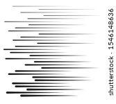 speed lines in arrow form .... | Shutterstock .eps vector #1546148636