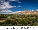View Of Colorado River And The...