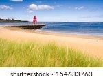 River Tyne Beach At South...