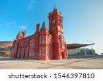 Pierhead Building at Cardiff Bay - Cardiff, UK