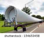 Transporting Wind Turbine...