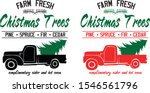 Farm Fresh Christmas Trees Pin...