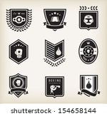 vector boxing icons