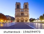 Notre Dame De Paris In The...