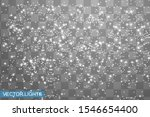 snowflakes  snow background.... | Shutterstock .eps vector #1546654400
