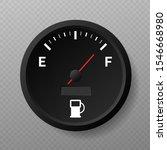 fuel gauge. full tank. round...   Shutterstock .eps vector #1546668980