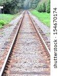 railway | Shutterstock . vector #154670174