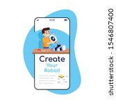 create your robot social media...