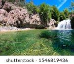 A beautiful waterfall in Arizona