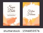 abstract watercolor modern... | Shutterstock .eps vector #1546853576