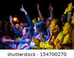 moscow   june 15  people attend ... | Shutterstock . vector #154700270