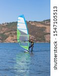 recreational water sports.... | Shutterstock . vector #1547105513
