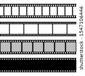 film strips collection. old... | Shutterstock .eps vector #1547106446