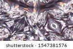 creative diamond shape gradient ...