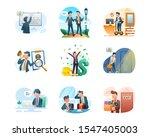 business illustration... | Shutterstock .eps vector #1547405003