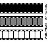 film strips collection. old... | Shutterstock .eps vector #1547536889