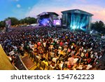 madrid   sept 14  audience at... | Shutterstock . vector #154762223