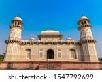 Tomb Of I\'tim D Ud Daulah Also...