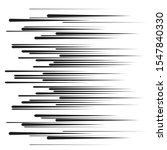 speed lines in arrow form .... | Shutterstock .eps vector #1547840330
