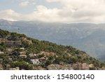 House On A Mallorcan Mountain ...