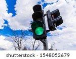 Green Light On Traffic Lights...