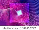 stylish multicolor background... | Shutterstock . vector #1548116729