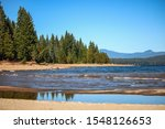 Lake Almanor Scenic View From...