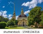 Russia  Saint Petersburg  Near...