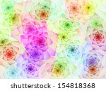 abstract background with... | Shutterstock . vector #154818368