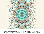 morocco disintegration template ... | Shutterstock .eps vector #1548223769