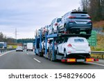 Car carrier transporter truck...