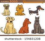 cartoon vector comic... | Shutterstock .eps vector #154831208