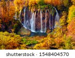 Autumn Colors And Waterfalls Of ...