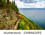Thunder Bay Lookout, Sleeping Giant Provincial Park, Ontario, Canada