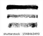 art abstract black ink paint... | Shutterstock .eps vector #1548463493