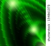 abstract lines background green | Shutterstock . vector #154861373