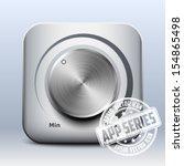 volume knob icon  app series