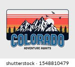 mountain illustration  outdoor... | Shutterstock .eps vector #1548810479