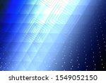beautiful blue abstract... | Shutterstock . vector #1549052150