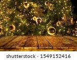 beautiful christmas tree...   Shutterstock . vector #1549152416